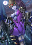 Widowmaker - Overwatch by Redjet