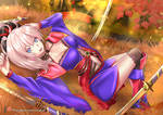 Musashi - FGO