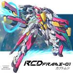 RCDFrame-01 Kabutomushi