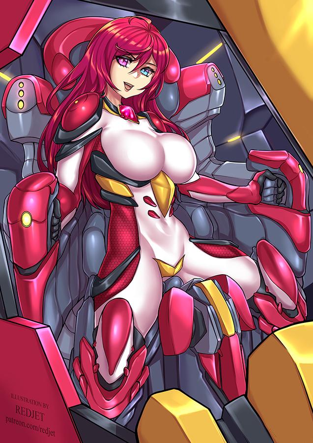 RCDFrame-01 Marthya (OC)