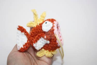 Crochet Magikarp 2