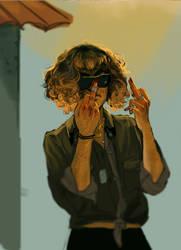 Zoe Shep by Pheberoni