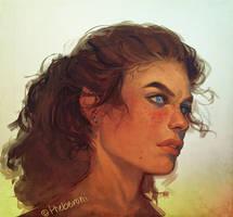 Georgie by Pheberoni