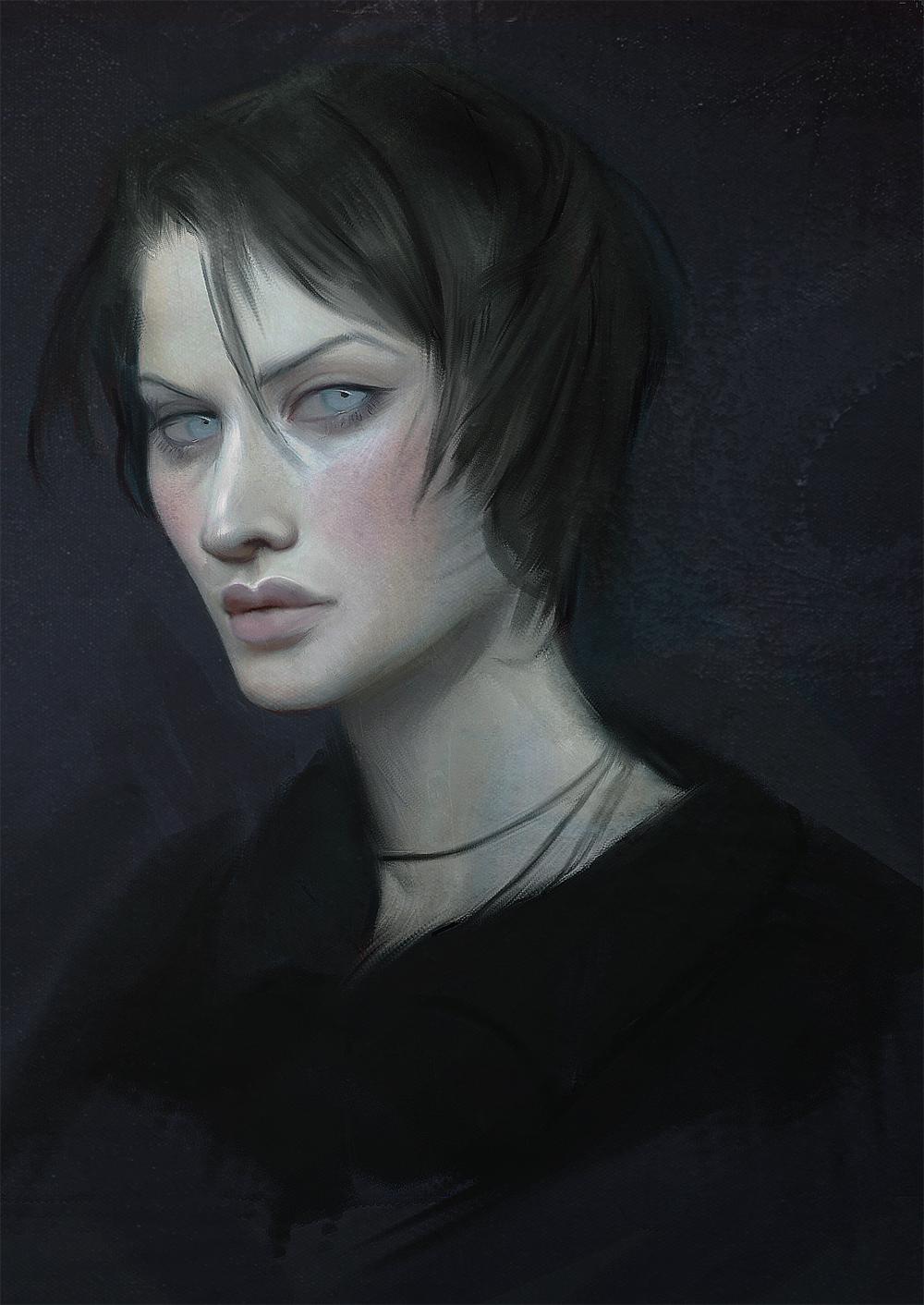 Portrait by Pheberoni