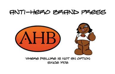 Anti-Hero Brand Banner by Chainsaw-Munkey