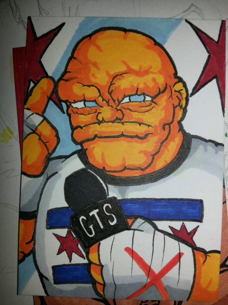 CM Thing by Chainsaw-Munkey