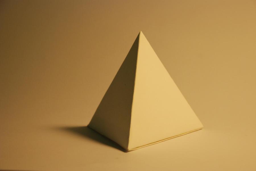 tetrahedron solid form by tonez o on deviantart. Black Bedroom Furniture Sets. Home Design Ideas