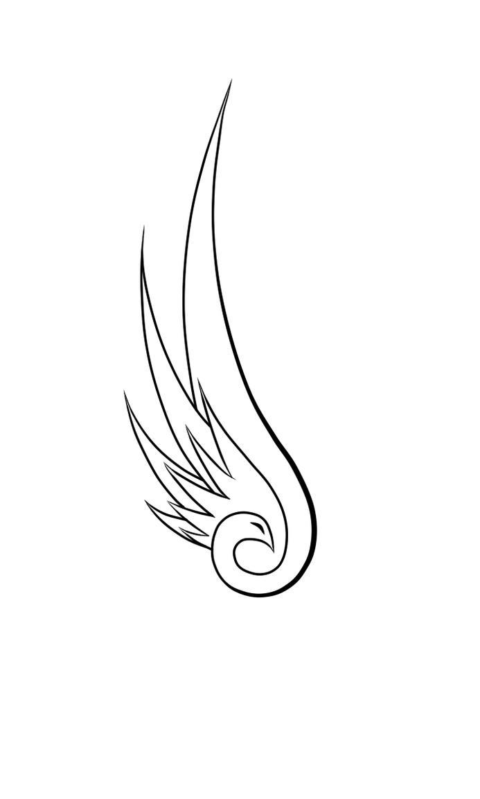 Swan Wings Tattoo, Ankle Tattoos, Tattoo Swan, Simple Swan Tattoo ...