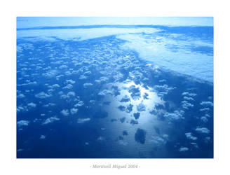 Atlantic sky by meritxell-photo