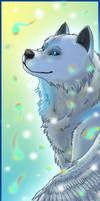 High in the skies-bookmark by Rashirou