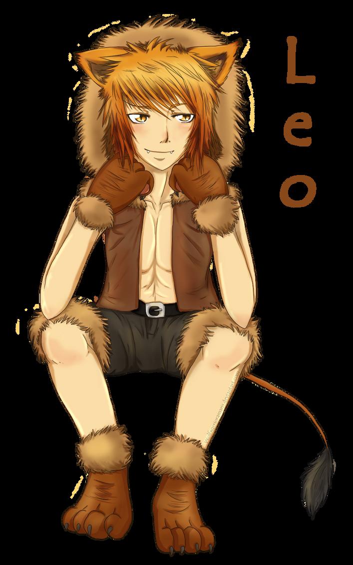 Leo- zodiac by Rashirou on DeviantArt
