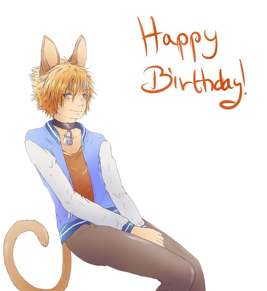 Happy Birthday! by Rashirou