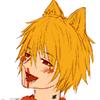 Neko nosebleed by Rashirou