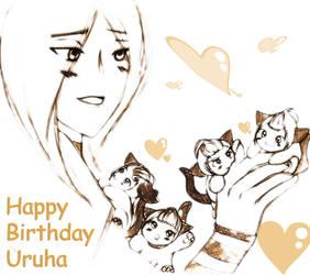 Uruha birthday