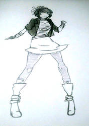 Jirou Rock Queen