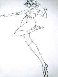 Funky Queen Mina