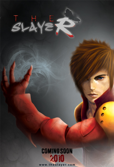 The Slayer by RaffX