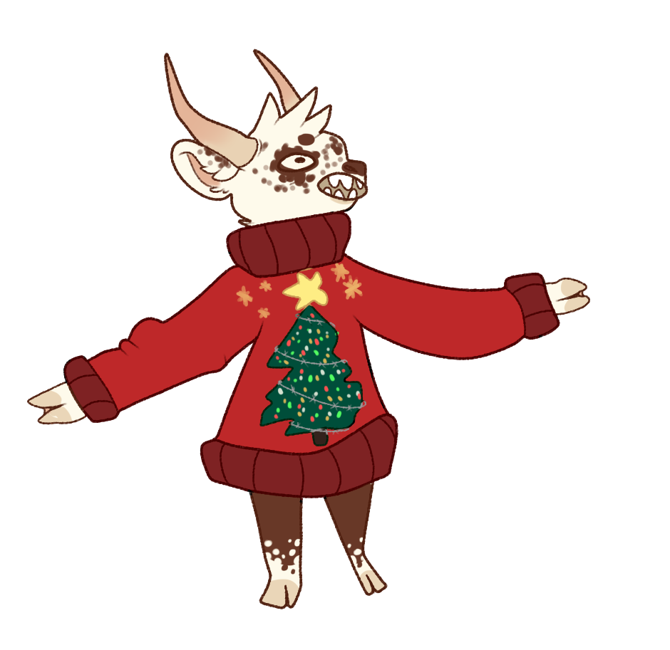 is it christmas yet pls by loveburb on DeviantArt