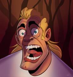 Horror Comic Concept by ThijsRozema