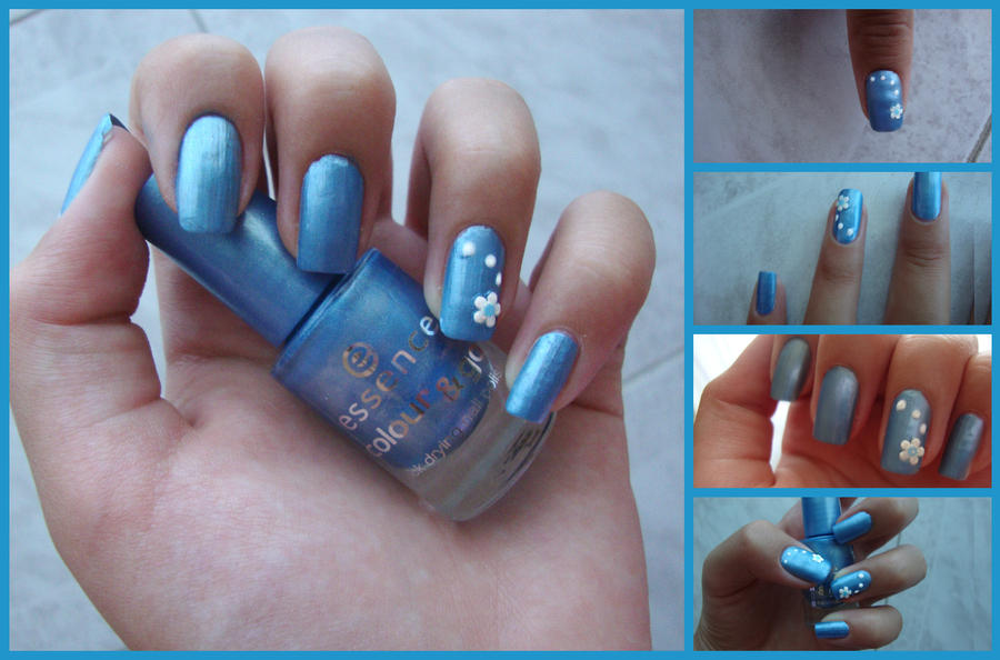 New nail art: it's summer time