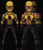 Reverse Flash (DC Extended Universe) by TheNightDestroyer