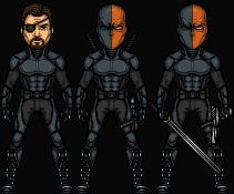 Deathstroke (DC Extended Universe) by TheNightDestroyer