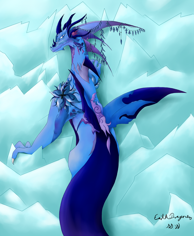 Into the Iceworld by Beagon