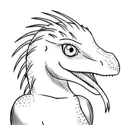 Lizardgirl by Beagon
