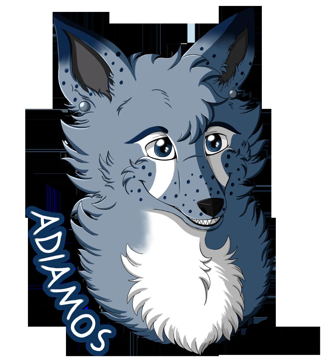 Adiamos - Commission by Beagon