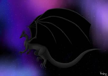Galaxy Dragon - Void by Beagon