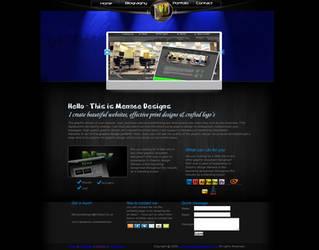 web design by MrMenace