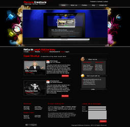 My Website - online portfolio by MrMenace