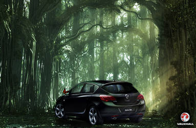 Vauxhall Astra by MrMenace