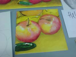 Art Mock Piece 1 by Hexuas