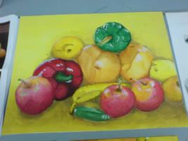 Art Mock Piece 2 by Hexuas