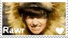 Rawr Stamp by Bane-Shadows