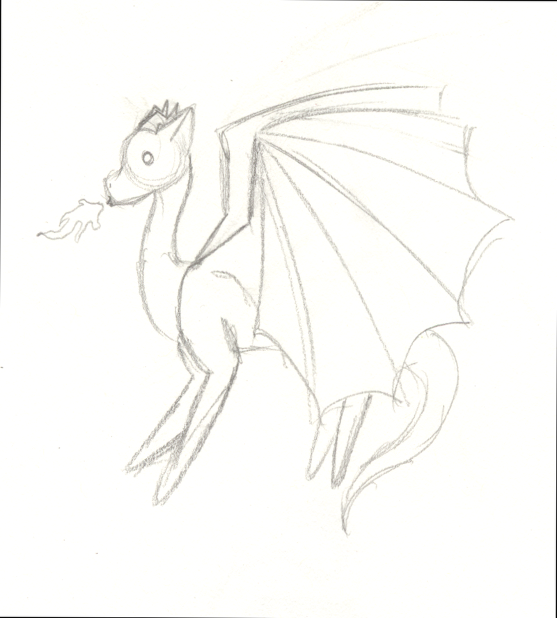 dragon blowing fire by kittycat26 on DeviantArt Drawings Of Dragons Blowing Fire For Kids