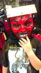 My sister is the true meaning of demon  princess by Fnaf111