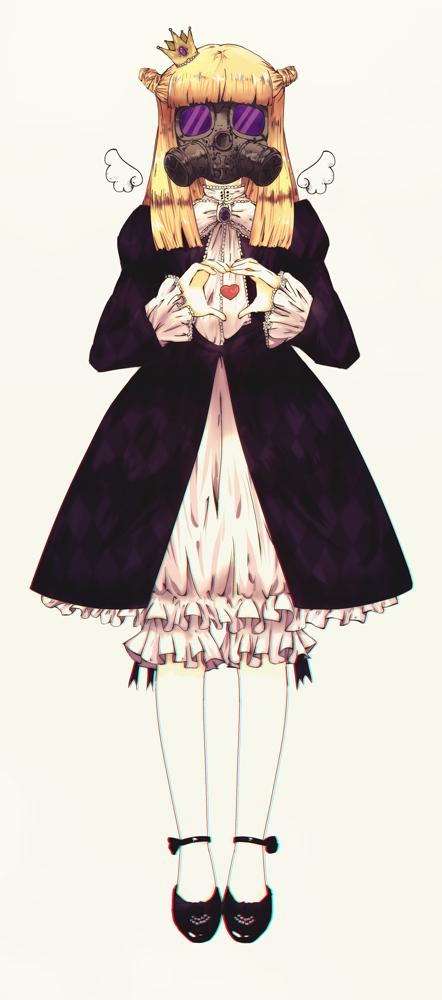 creepy love by Roxiee-chan