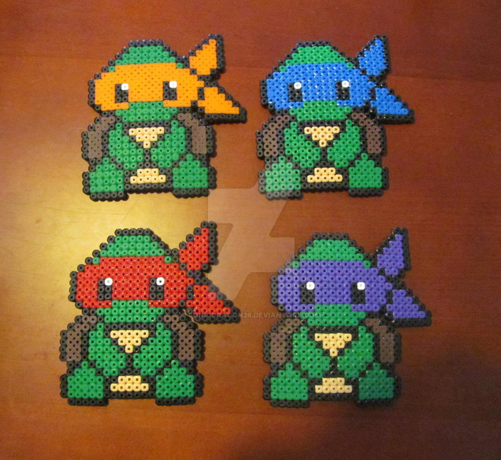 perler bead awesomeness favourites by mental tsundere on