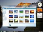 Aero Glass desktop XP