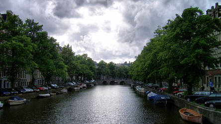 Amsterdam Canals by fediaFedia