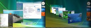 First Windows Aero Desktop