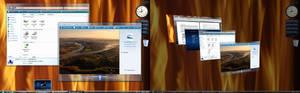 September Vista Desktop