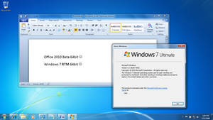 7600 RTM - 2010 Beta