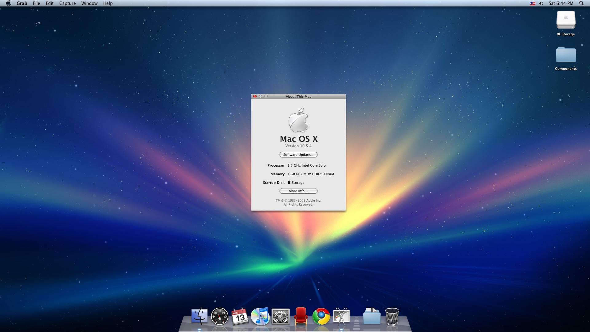 '10 mac mini desktop by fediaFedia