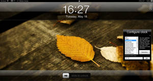 iPhone Clock 3 Desktop