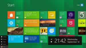 Windows 8 Build 8102 by fediaFedia