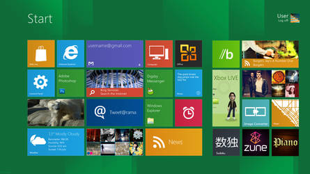 Omnimo Win8 8102 layout by fediaFedia