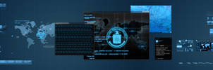 Friday [5/5] - SCP Command Desktop by fediaFedia